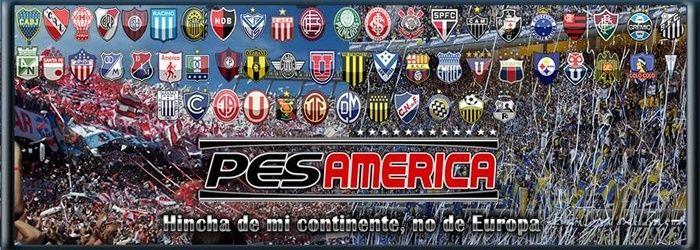 PES America - Grupo Online - Oficial