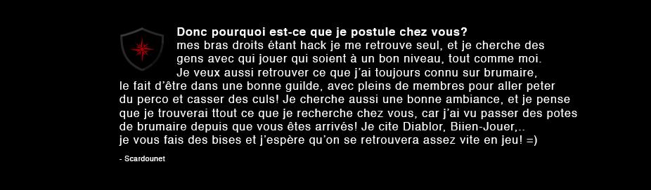 Candidature de Scardez Pourqu11