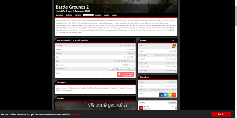 Guide on installing Battlegrounds 2 for public players. Pic_on10