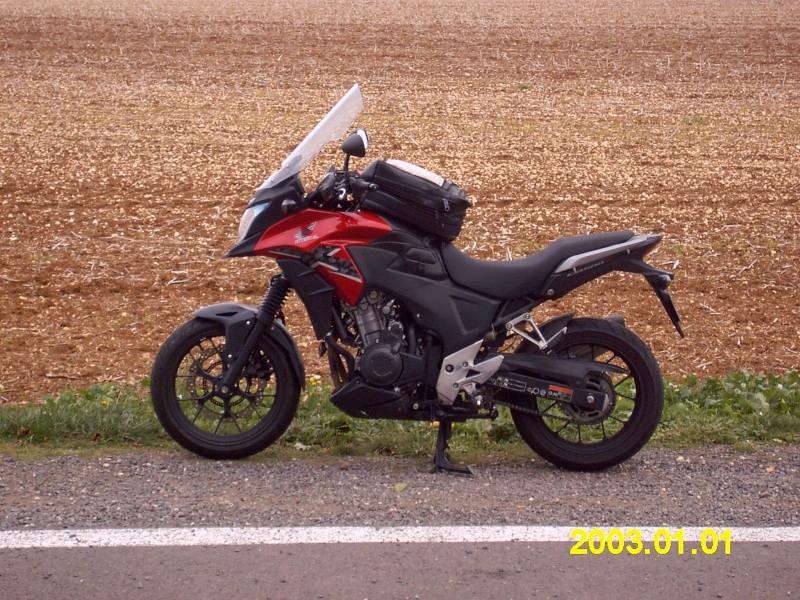 Honda NC 700 X Green Rider Pict0210