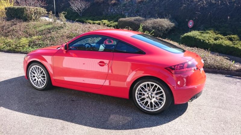 Mon TT TFSI 200 CH 2007  Dsc_0017