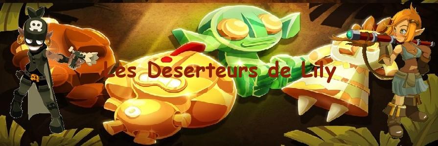 Les deserteurs de lily