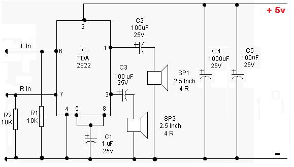 Realizzato il TDA2822M - Pagina 2 Casse_12