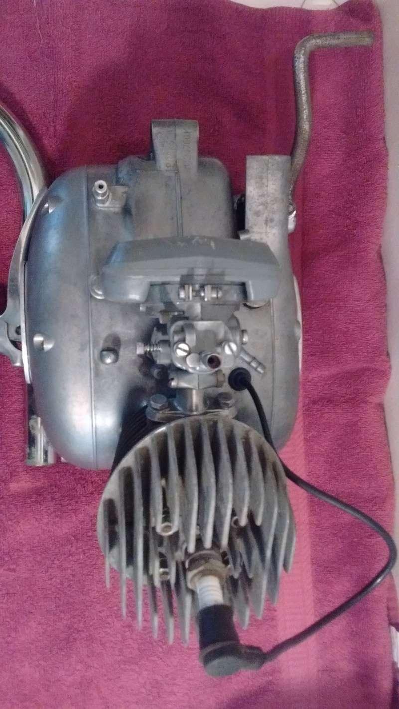 Triporteur Empolini de 1977, moteur Minarelli P4 P3_a10