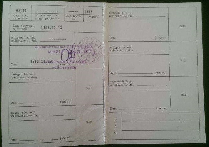 demande d information  Regist11
