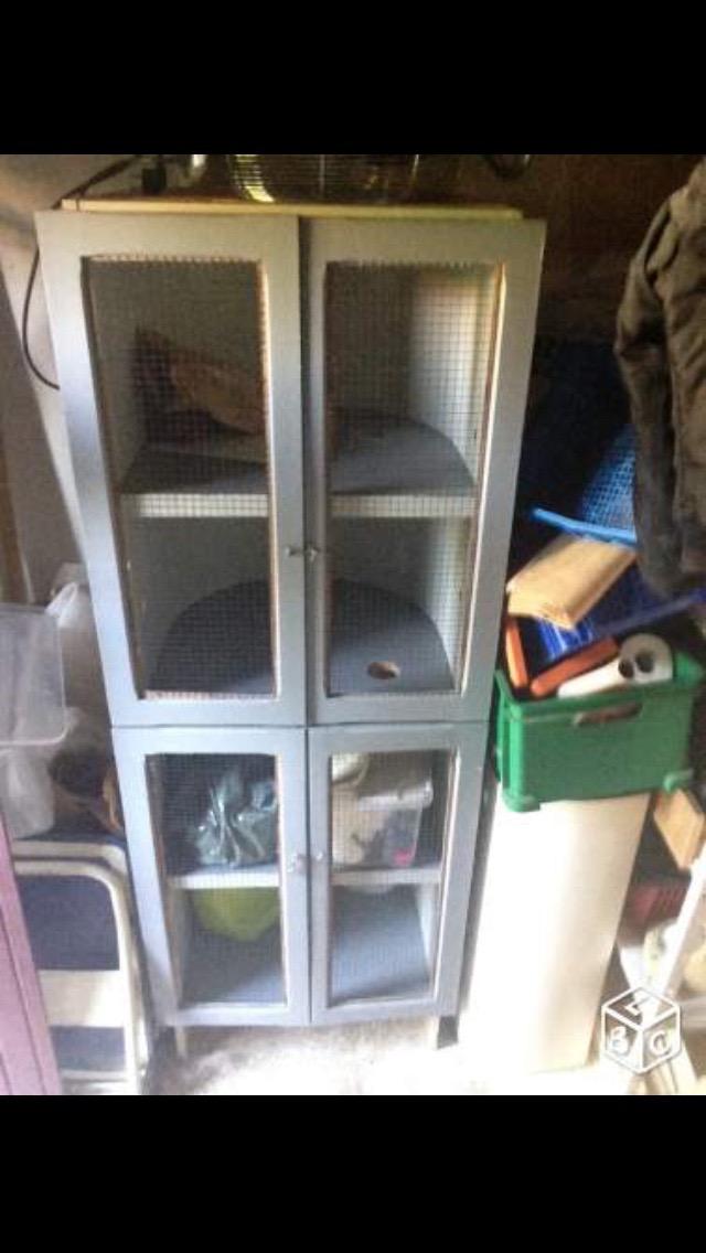 vend cage sur mesure (95) Img_1210