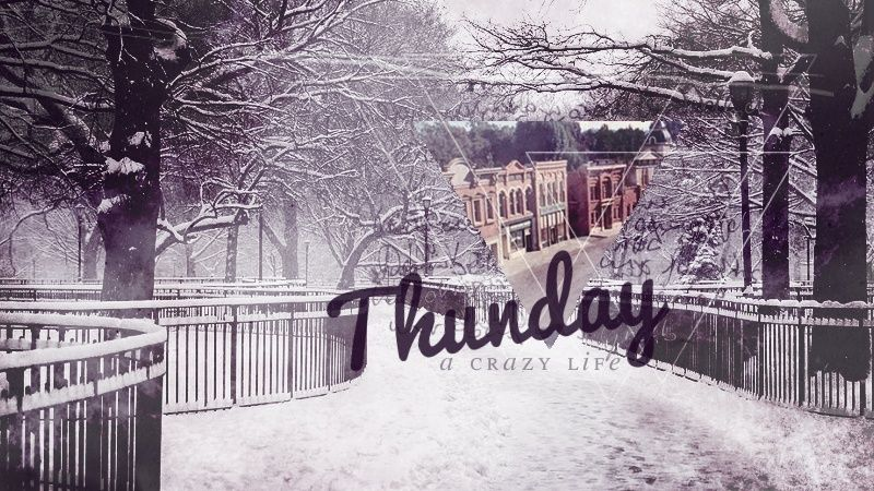 Thunday - A crazy life