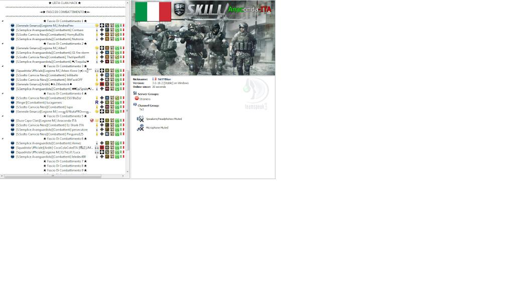 Gli italiani sono dei matti ♥ Armata10