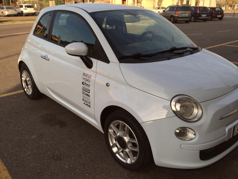 Giofac VS Fiat 500 Img_1019
