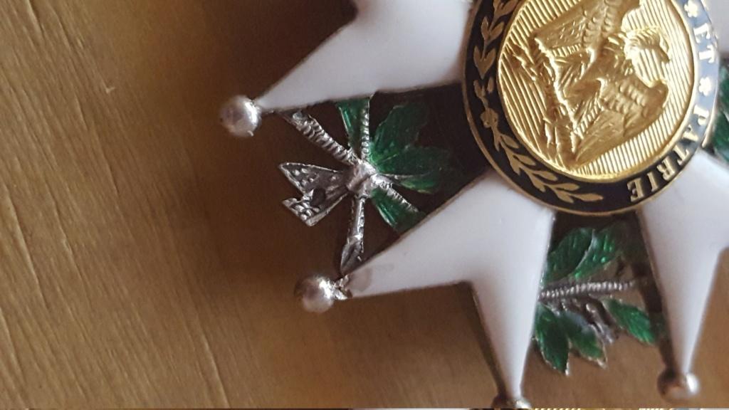Légion d'honneur 2nd Empire 20190511