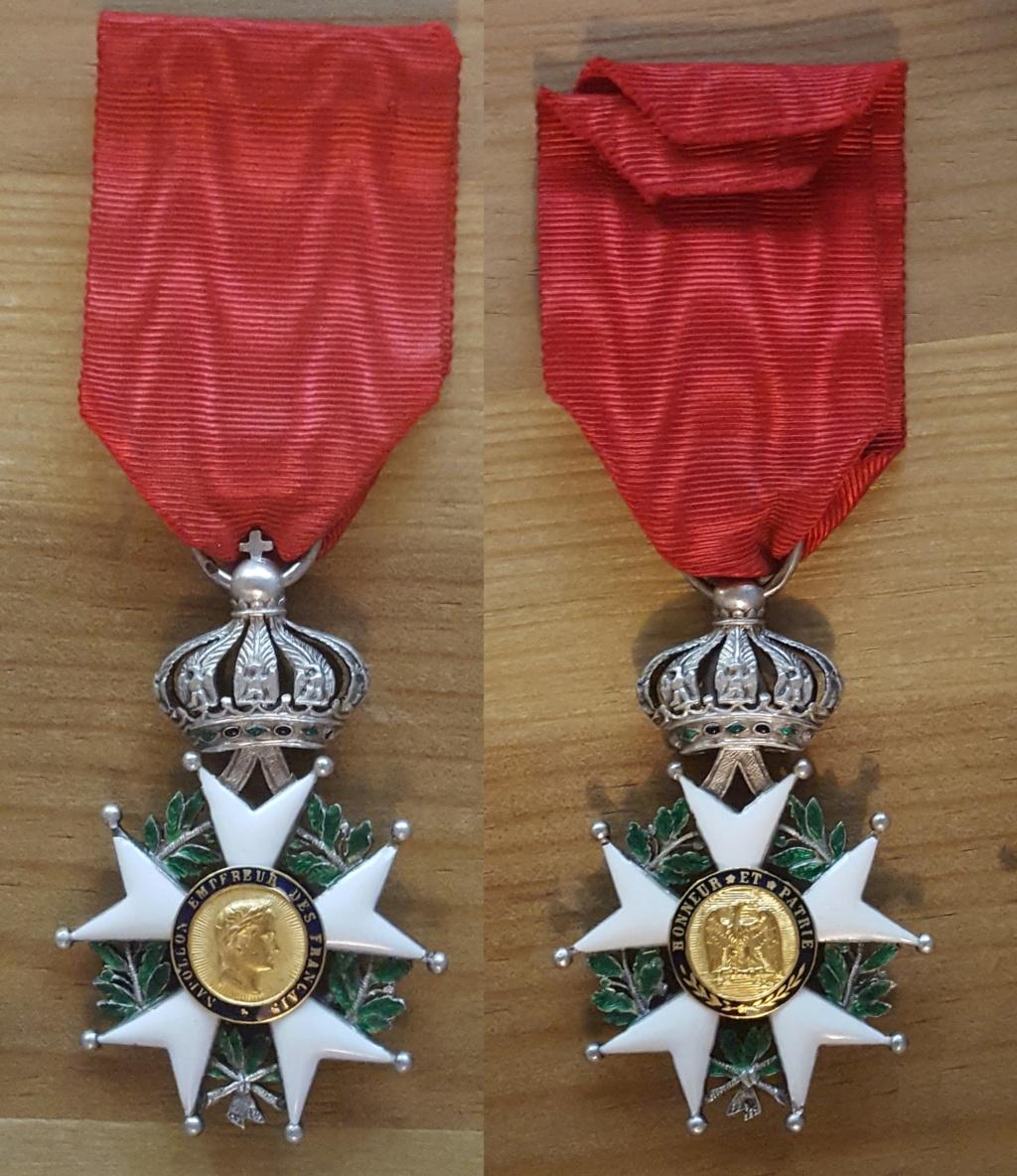 Légion d'honneur 2nd Empire 20190512