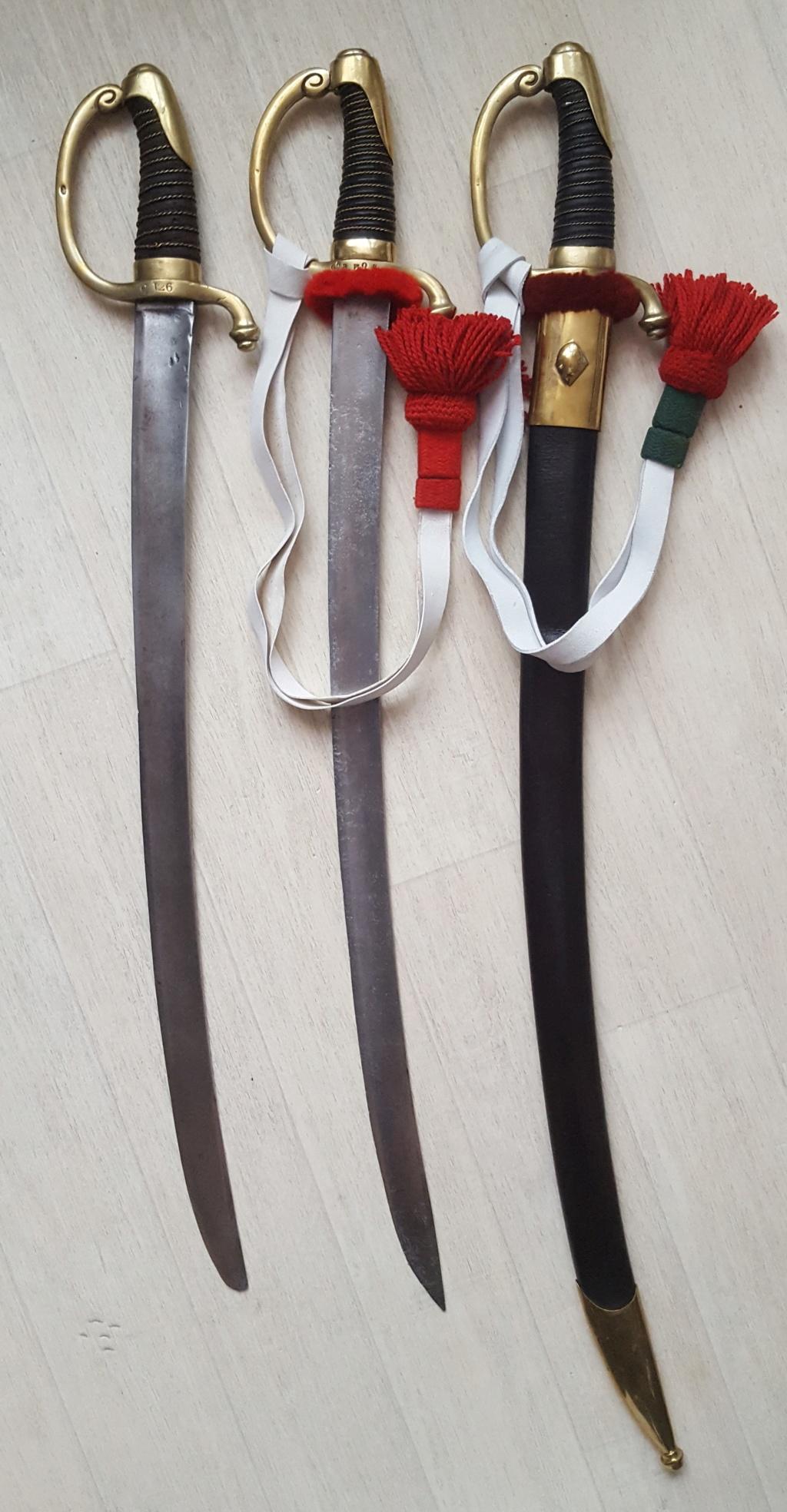 mes sabres-briquets de la vieille garde  - Page 2 20190710