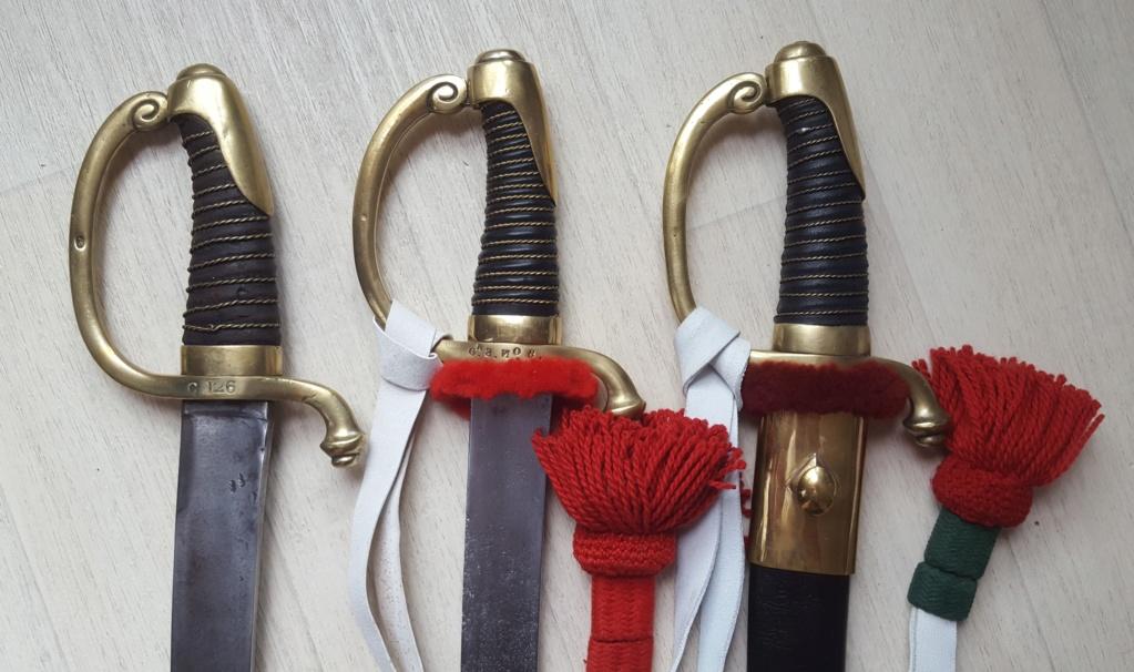 mes sabres-briquets de la vieille garde  - Page 2 20190711