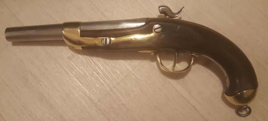estimation pistolet mod 1816 T 20200715