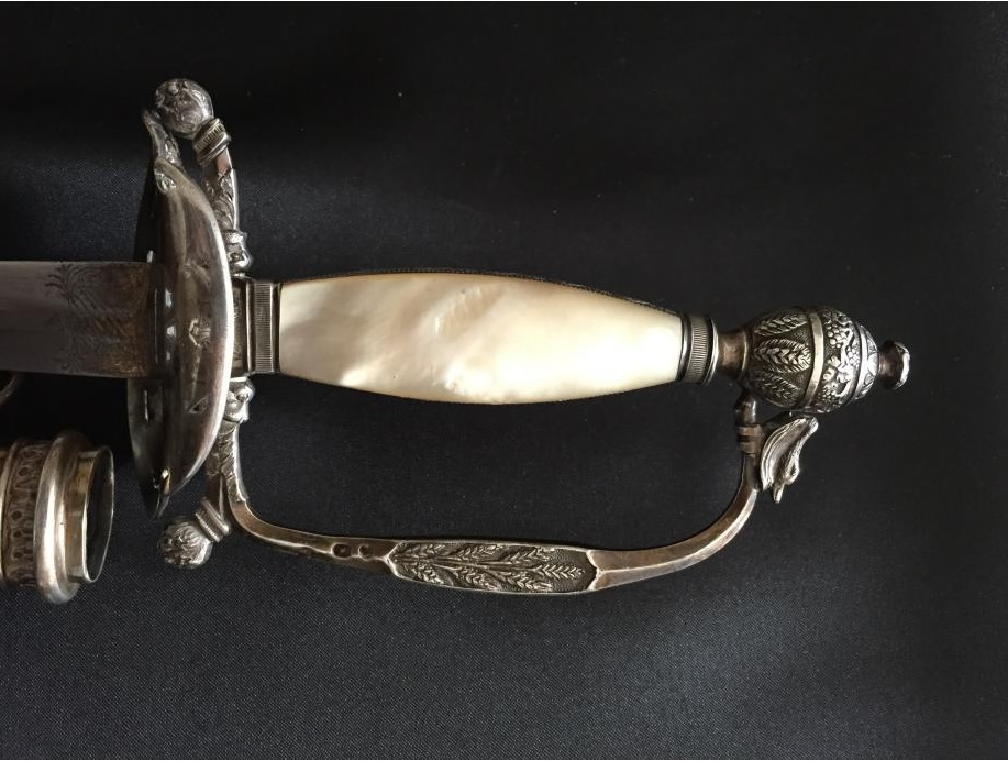 épée de commissaire des guerres A410