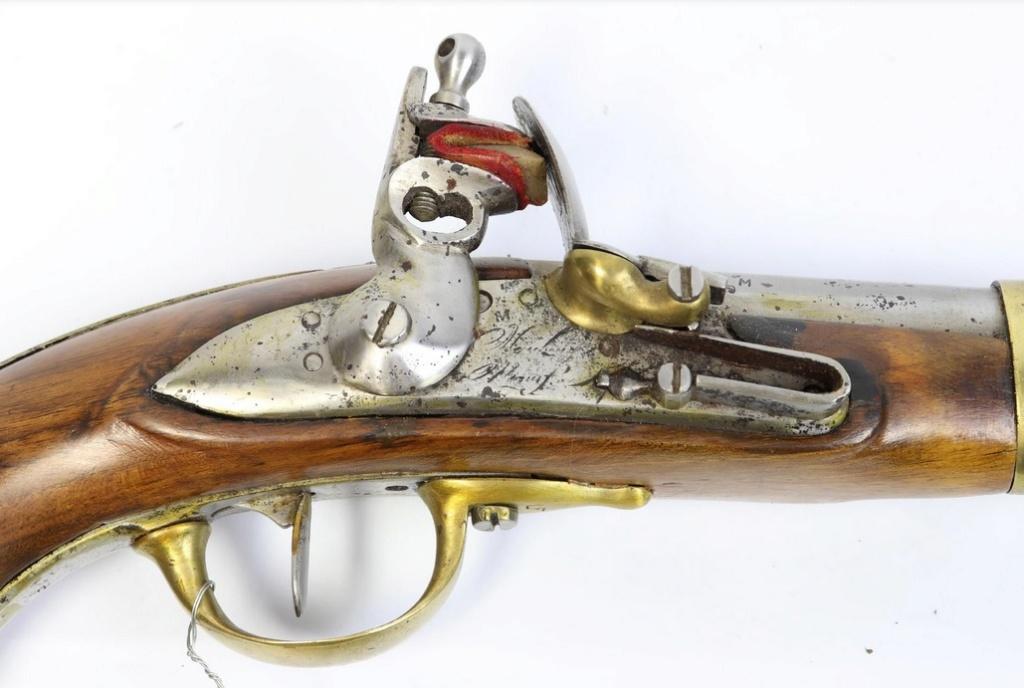 authentification pistolet an XIII Pistol11