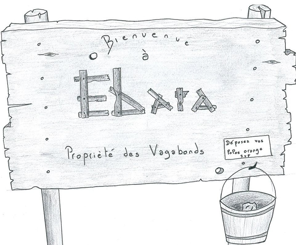 Les Vagabonds d'Ebara