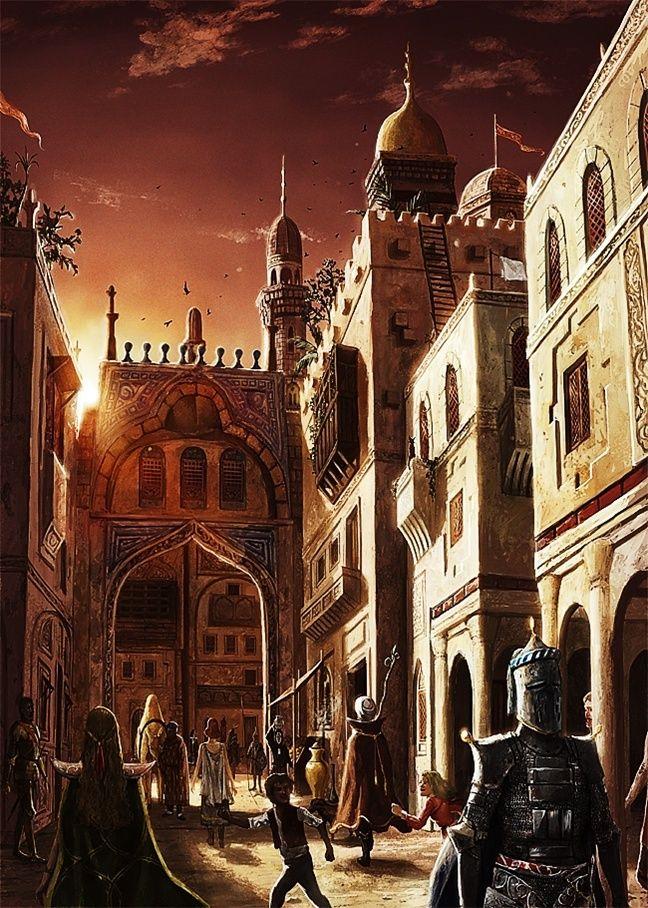 O Reino de Sangue. Baelum10