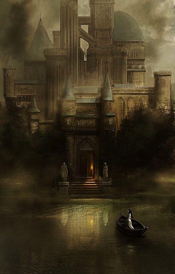 O Reino de Sangue. Despos10