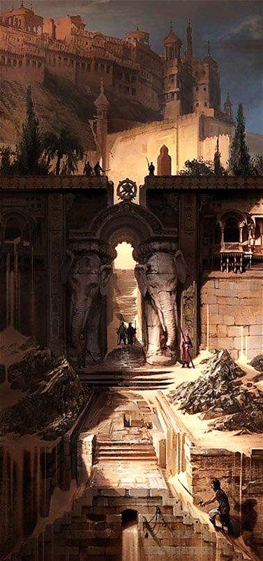 O Reino de Sangue. Galdia11