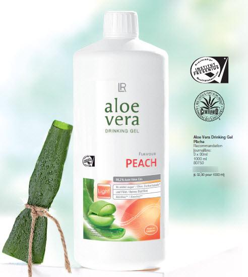 Bien être et santé LR Aloe-v10