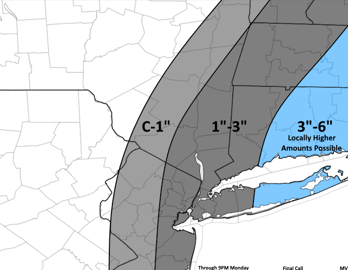 February 8th SNOW MAPS 2-8-2011