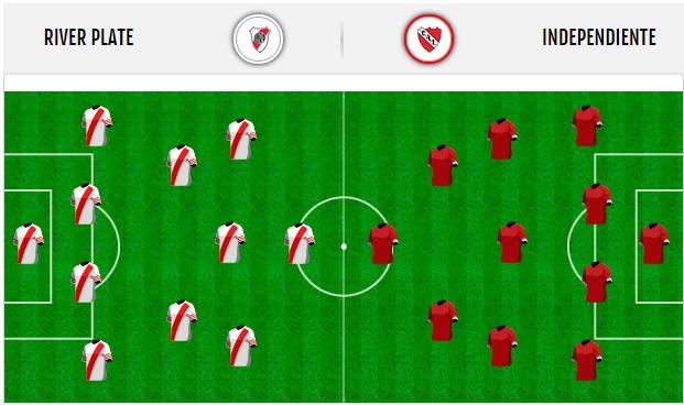 TO: River vs. Independiente 117
