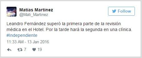Leandro Fernandez 210