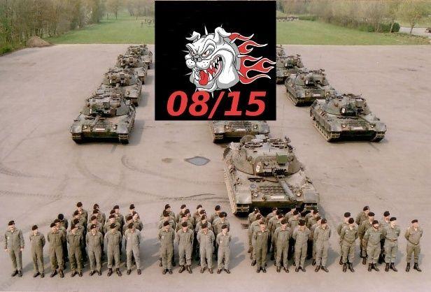 WOT Panzerkompanie 08/15