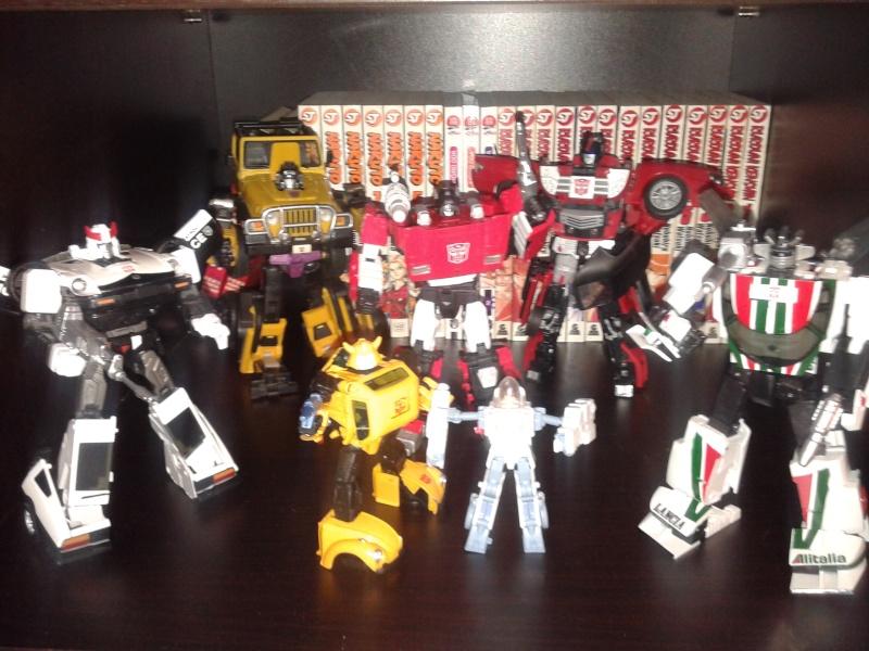 Robotech-ova kolekcija 20160111