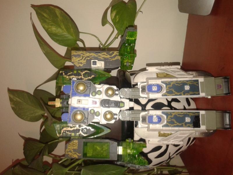 Robotech-ova kolekcija 20160112