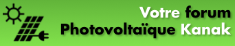 Photovoltaique Nouvelle-Caledonie