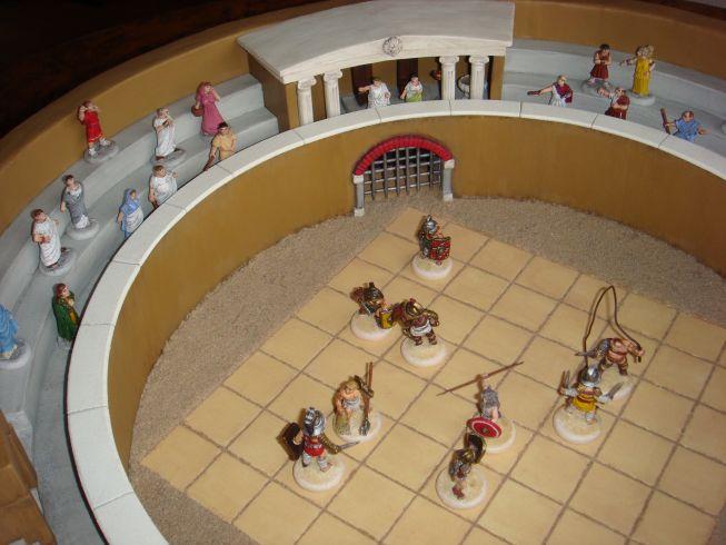 Petite arène de province Arene111