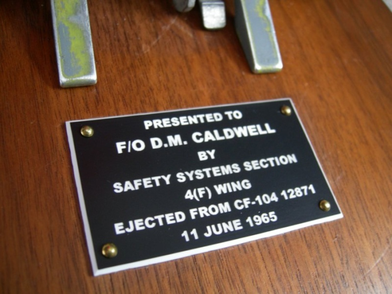 Ejection Plaque Cf104-11