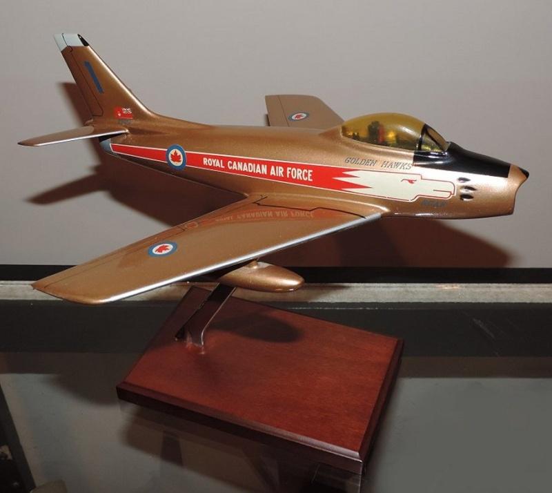 RCAF Presentation models Gh-fom10