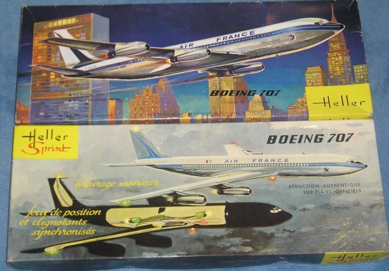 Boeing 707 1/125e 1964-110