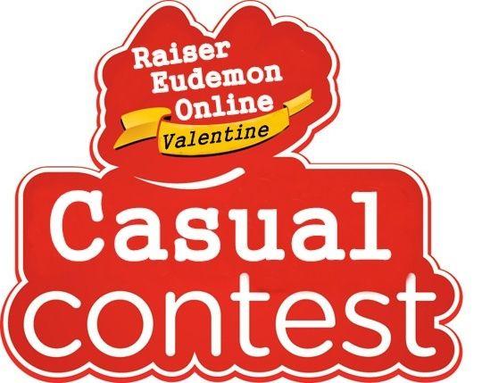 [EVENT] VALENTINE CASUAL CONTEST 2018 Airasi10