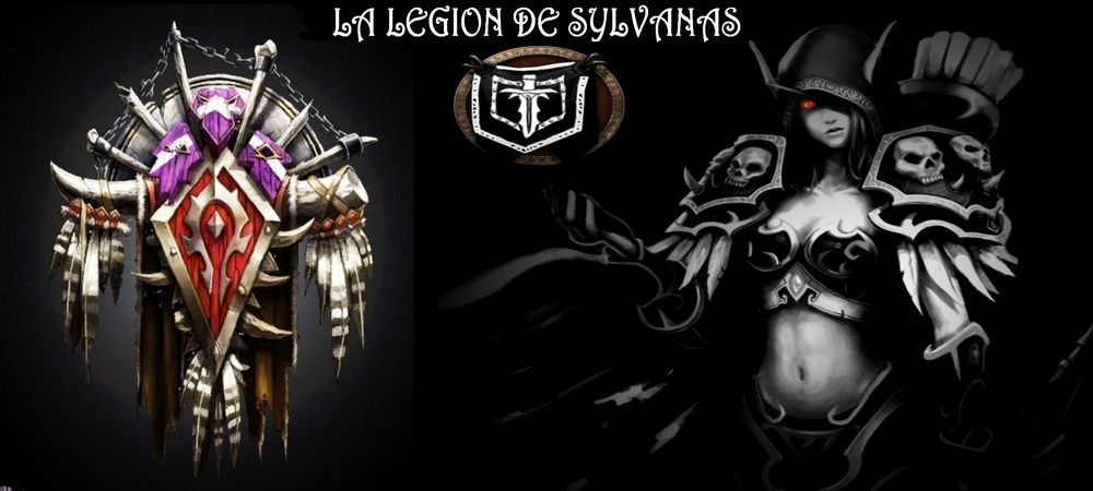 La Légion de Sylvanas