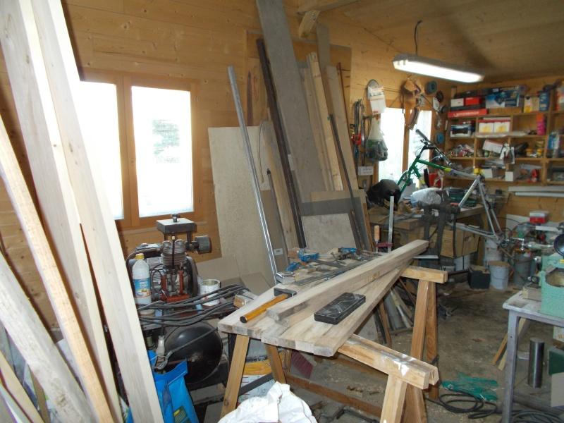 Mon/mes atelier et diverses réalisations (affutage foret au drill doctor) Dscn0014