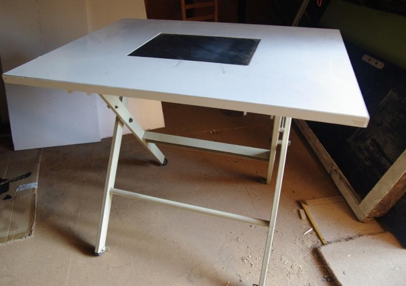Demande d'aide pour table multifonction (débutant) Projet11
