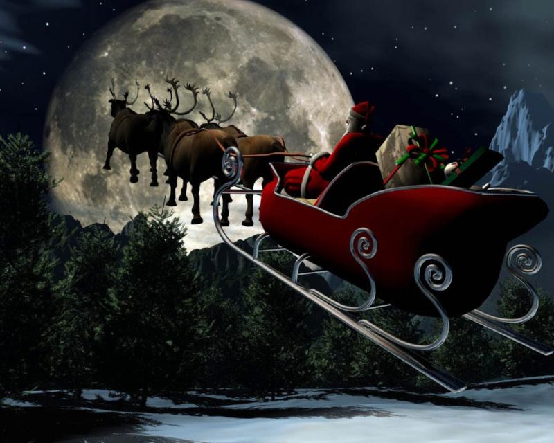 Cher Père Noel, tu peux nous trouver au DLH du 24 au 26 décembre, on t'attend...  (TR fini)    Pere-n11