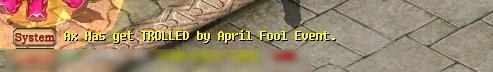 [QUEST] April Fool Ap510