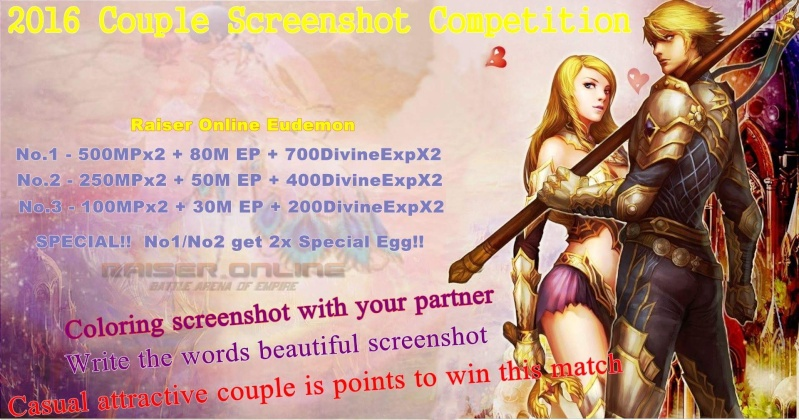 [CONTEST][RESULT][NEWS] 2016 COUPLE SCREENSHOT COMPETITION JANUARY 2016 Contes10