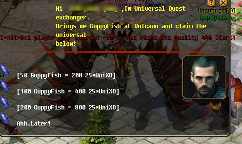 [QUEST] Guppy Universal0 Slave G210