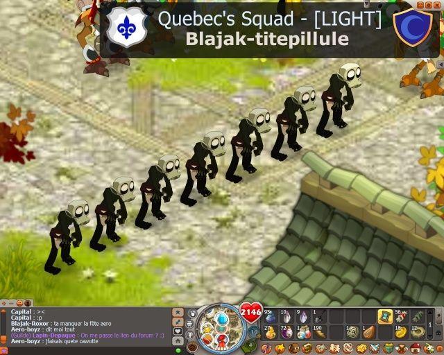 Quebec's Squad