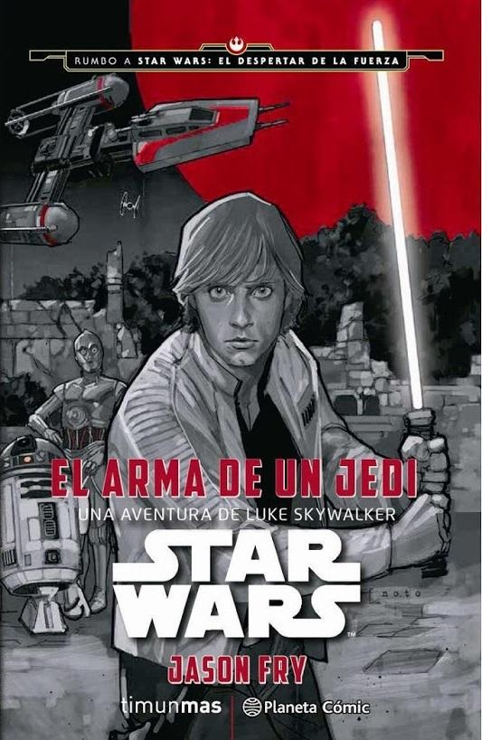 El arma de un Jedi Luke10