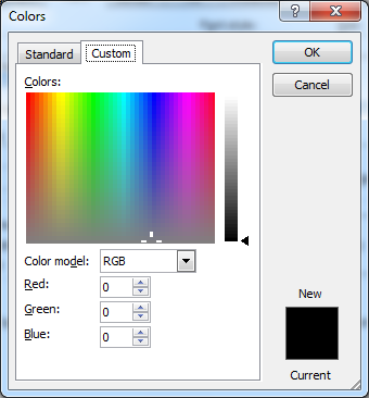 Tips Of The Week : Advanced Color Setting On Fonts !! 2312