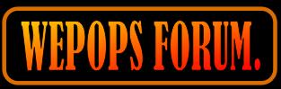 Wepops Forum