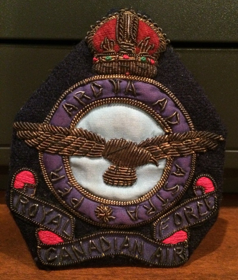 RCAF patches Img_4411