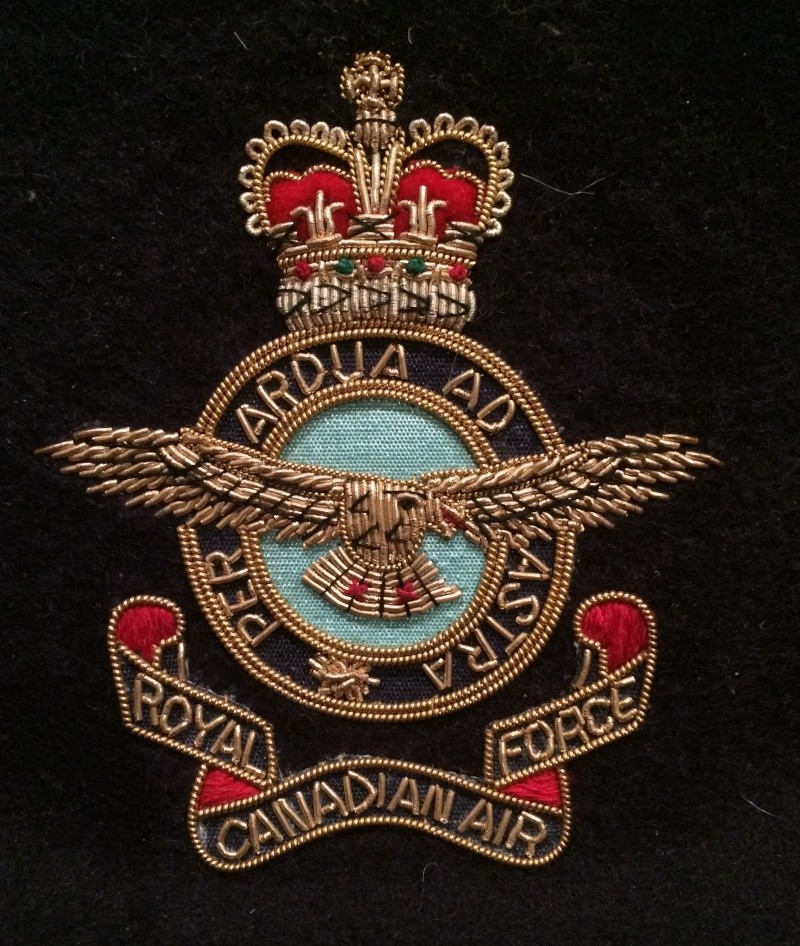 RCAF patches Img_4412